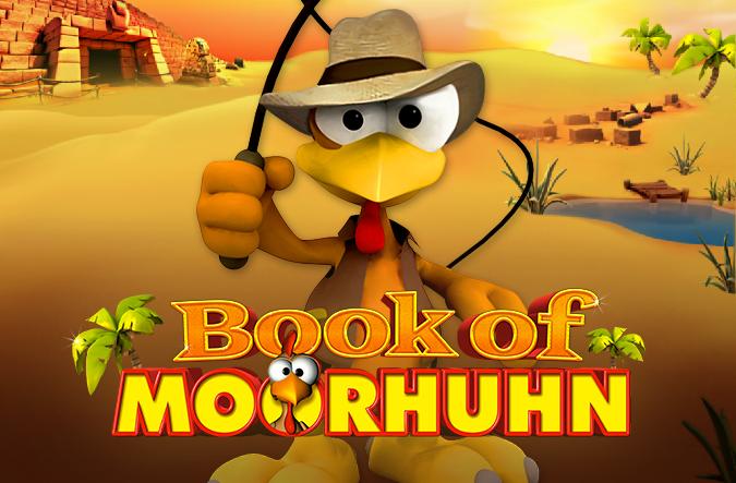 Game Book of Moorhuhn