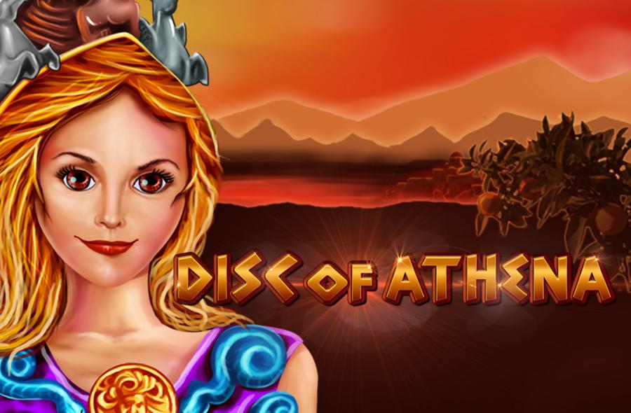 Game Disc of Athena
