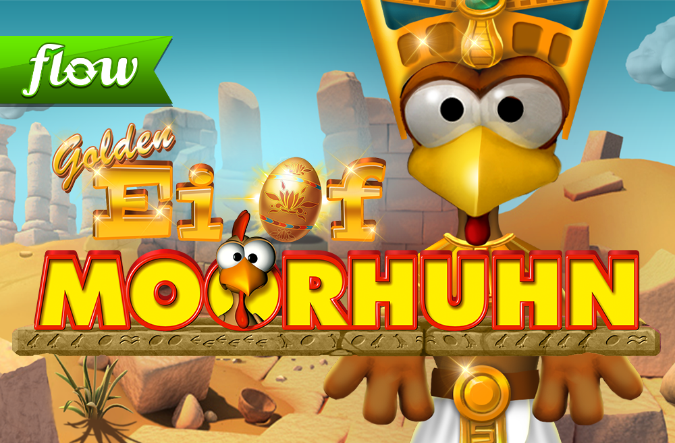 Game Golden Ei of Moorhuhn