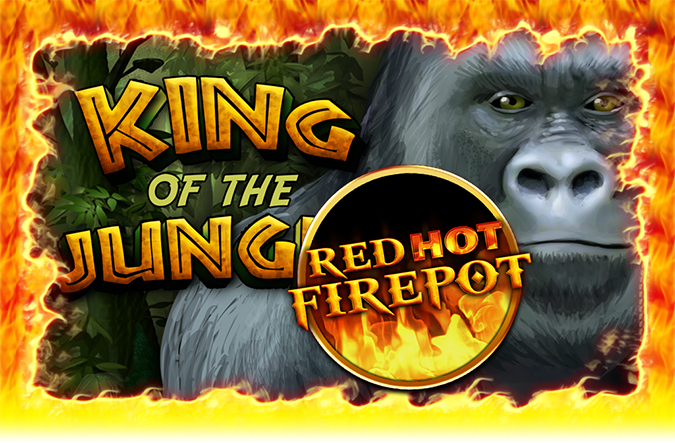 Game King of the Jungle Red Hot Firepot