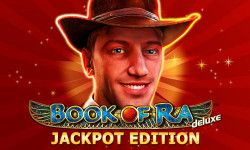 Play Book of Ra Jackpot