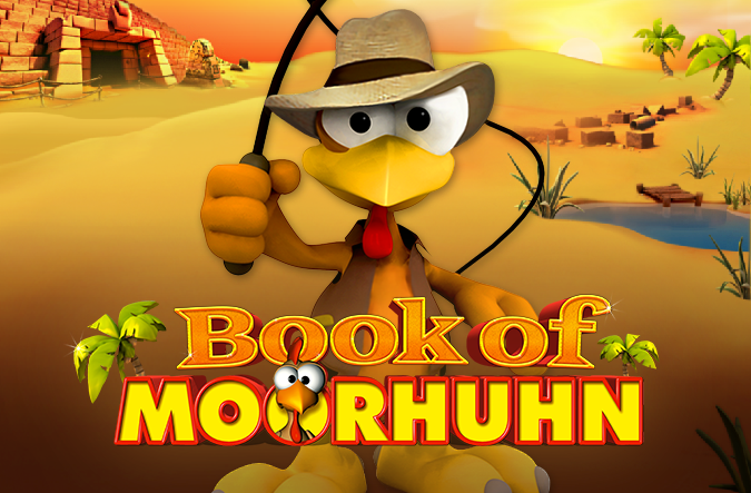 Game Book of Moorhuhn