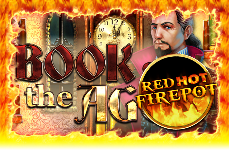 Game Book of the Ages Red Hot Firepot