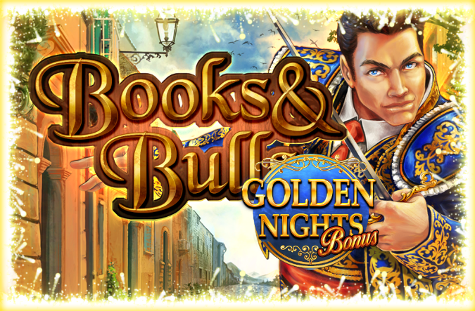 Game Books and Bulls Golden Nights