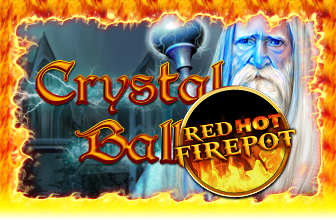 Game Crystal Ball Red Hot Firepot