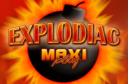 Game Explodiac MAXI play