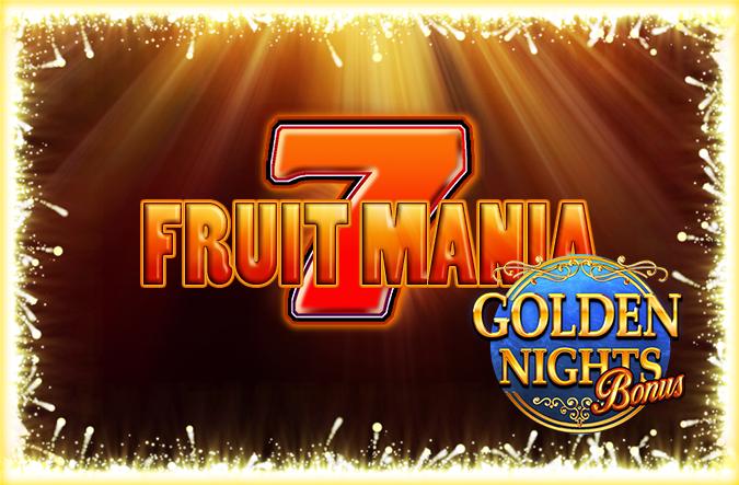 Game Fruit Mania Golden Nights