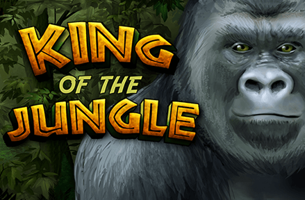 Game King of the Jungle