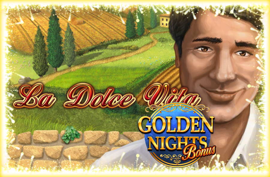 Game La Dolce Vita Golden Nights