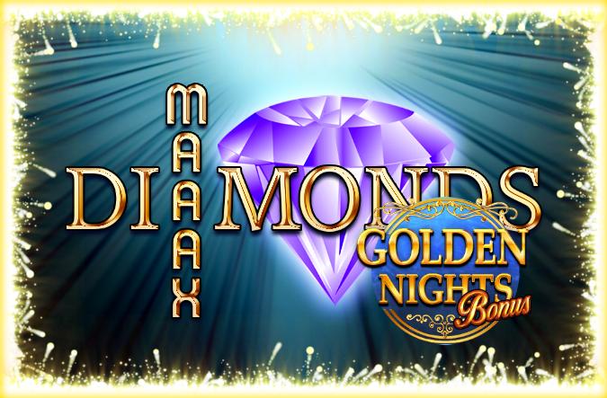 Game Maaax Diamonds Golden Nights