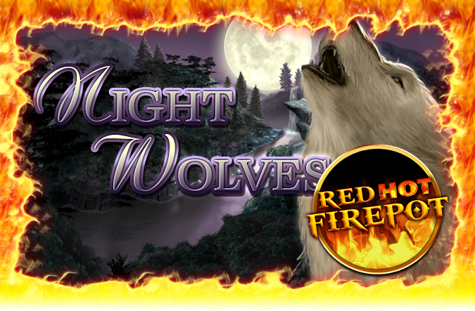 Game Night Wolves Red Hot Firepot
