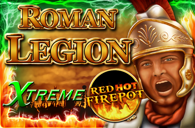 Game Roman Legion Xtreme Red Hot Firepot