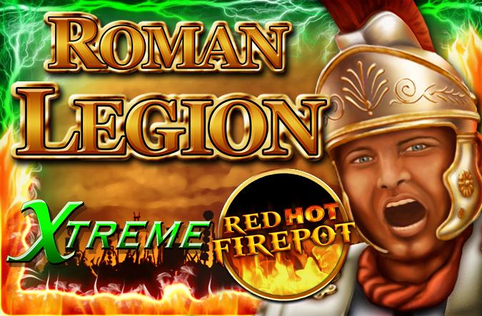 Game Roman Legion Xtreme Red Hot Firepot