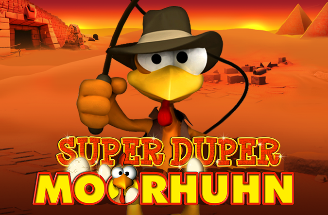 Game Super Duper Moorhuhn