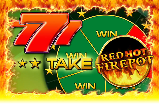 Game Take 5 Red Hot Firepot
