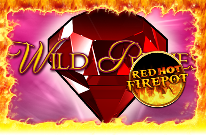Game Wild Rubies Red Hot Firepot