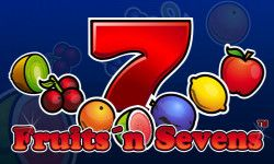 Play Fruits'n Sevens