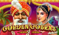 Play Golden Cobras Deluxe