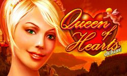 Play Queen of Hearts Deluxe